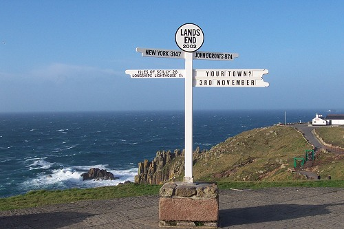 Cornwall West Country Holidays